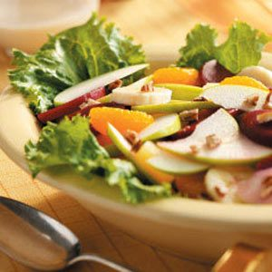 Pecan Fruit Salad