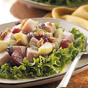 Waldorf Turkey Salad