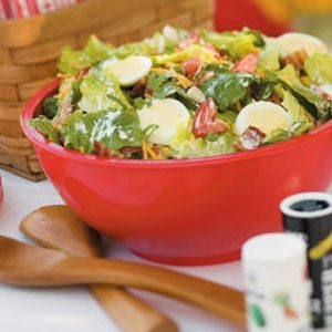 Scrumptious Scrambled Salad