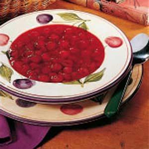 Danish Fruit Soup