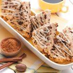 Chippy Cinnamon Scones
