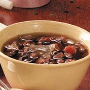 Flavorful Black-Eyed Pea Soup