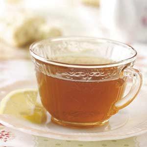 Lemon Basil Tea