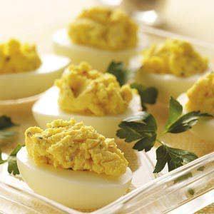 Delightful Deviled Eggs