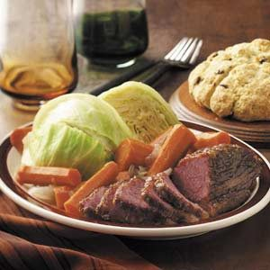 Corned Beef 'n' Cabbage