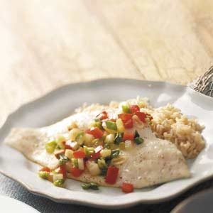 Flounder Packets