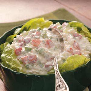 Cottage Cheese Confetti Salad