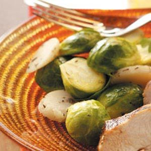 Spruced-Up Sprouts