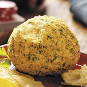 Lone Star Cheese Ball