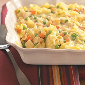 Favorite Creamy Chicken Casserole