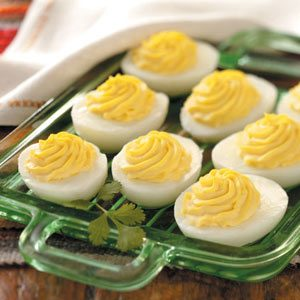 Deviled Eggs Extraordinaire