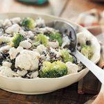 Wild Rice Crab Salad