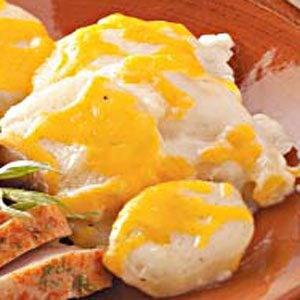 Cheese Scalloped Potatoes