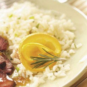 Mixed Herb Rice