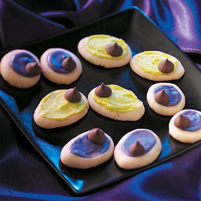 Egg-Free, Nut-Free: Eye Spy Cookies