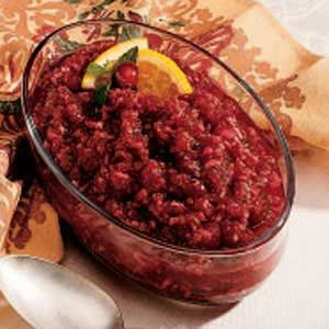 Family-Favorite Cran-Apple Relish