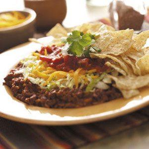 Beef Nachos Supreme