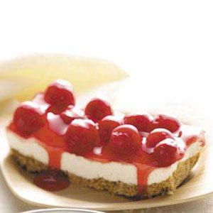 No-Bake Cherry Dessert