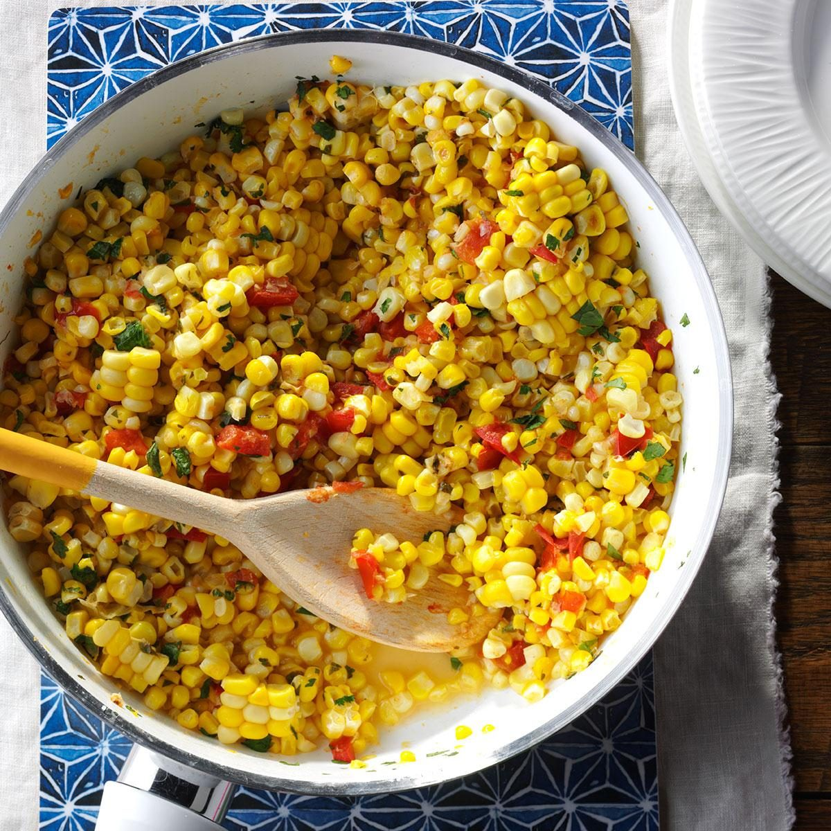 Inspired by: California Pizza Kitchen Mexican Street Corn