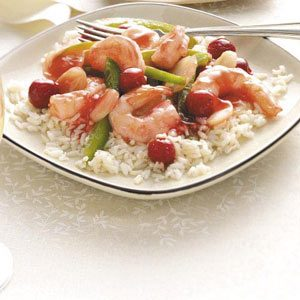 Asian Cherry Shrimp
