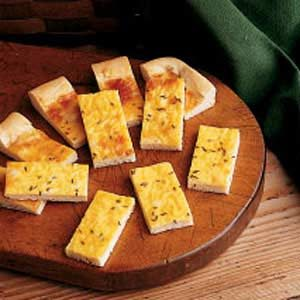 Cheese Snack Bread