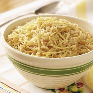 Rice Pasta