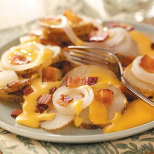 Cheese Potato Packet
