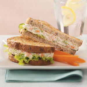 Simon's Famous Tuna Salad