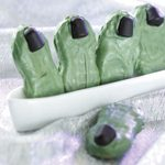 Gruesome Green Toes
