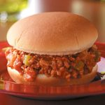 Easy Turkey Sloppy Joes