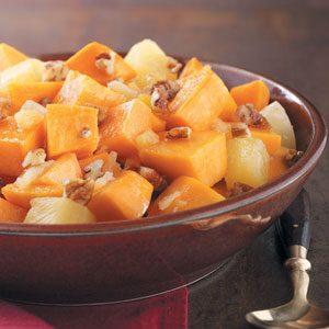 Honey-Pineapple Sweet Potatoes