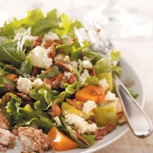 Sweet Potato Tossed Salad