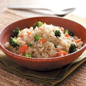 Quinoa Vegetable Pilaf
