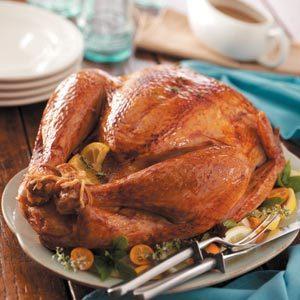 Lemon-Herb Roasted Turkey