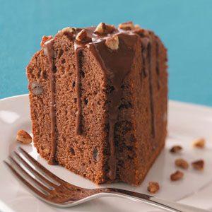 Chocolate-Cola Pound Cake