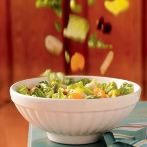Mandarin Romaine Salad