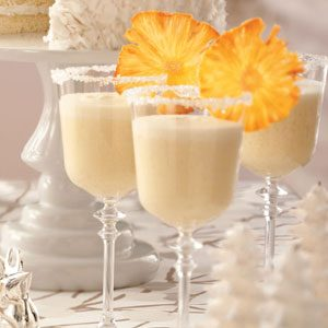 Frosty Pineapple Punch