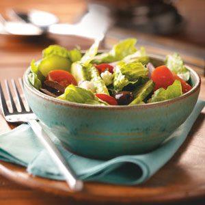 Favorite Mediterranean Salad