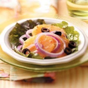 Olive Orange Salad