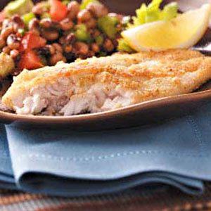 Skillet Catfish