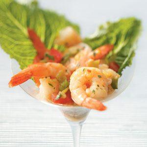 Fiesta Shrimp Cocktail