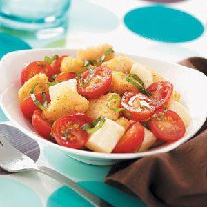 Zesty Crouton Salad