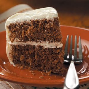 Walnut Spice Cake