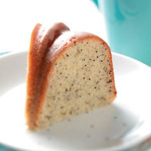 Makeover Almond Poppy Seed Cake