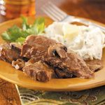 Slow-Cooked Pot Roast