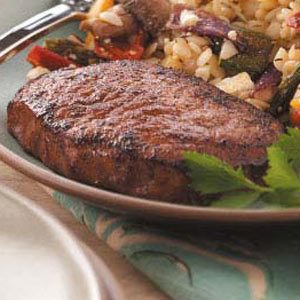 Zesty Marinated Pork Chops