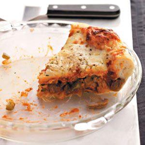 Pizza Lover's Pie