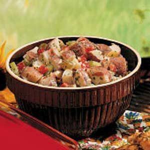 Light Potato Salad