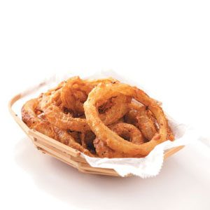 Herb-Crusted Sweet Onion Rings