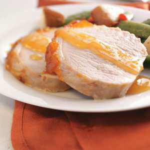 Apricot Pork Roast